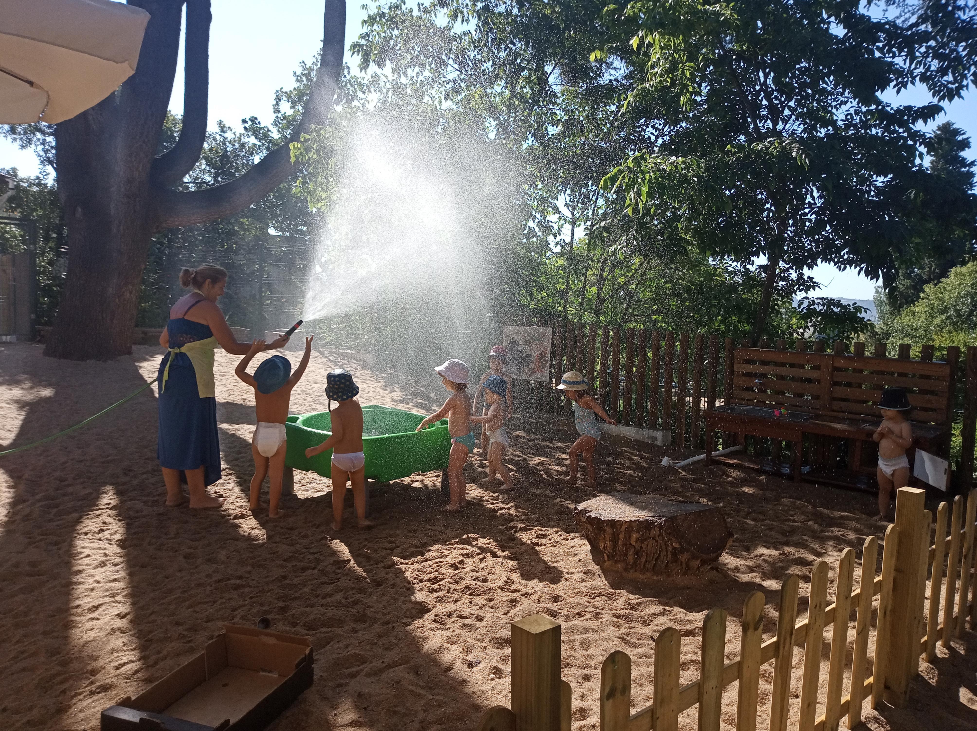 agua jardim